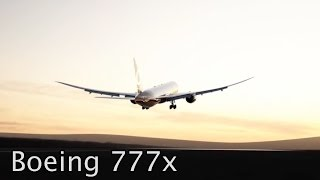 All New Boeing 777x