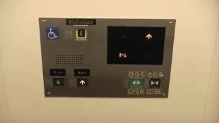 神沢駅のエレベーター