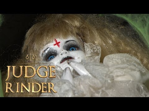 Man Says Haunted Doll Told Him Not to Pay an Outstanding Debt | Judge Rinder