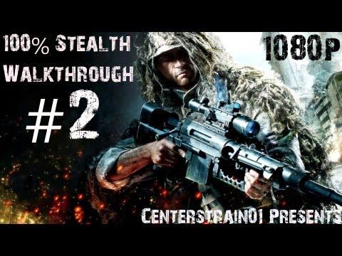 Sniper Ghost Warrior 2 игрофильм
