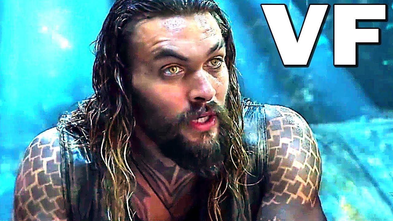 AQUAMAN Bande Annonce VF Finale (2018) Jason Momoa, Amber Heard