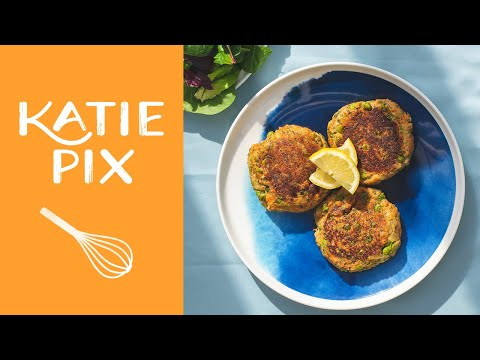 Simple Tinned Salmon Fishcakes Recipe | Katie Pix