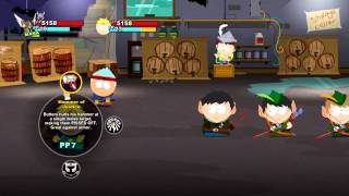 South Park: The Stick of Truth (PS3) Gameplay Trailer