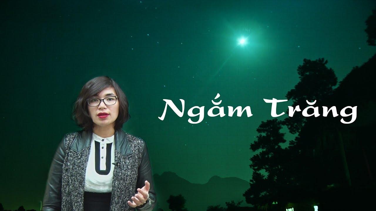 Ngắm trăng –Ngữ Văn  Lớp 8 – Cô  Đinh Thị Thúy Hằng