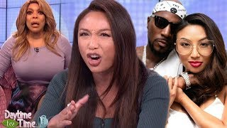 Jeannie Mai CRIES and tells the BIGGEST difference between Jeezy & Freddy + Wendy CRYING about...
