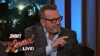 Tom Arnold is on the Hunt for the Trump Tapes