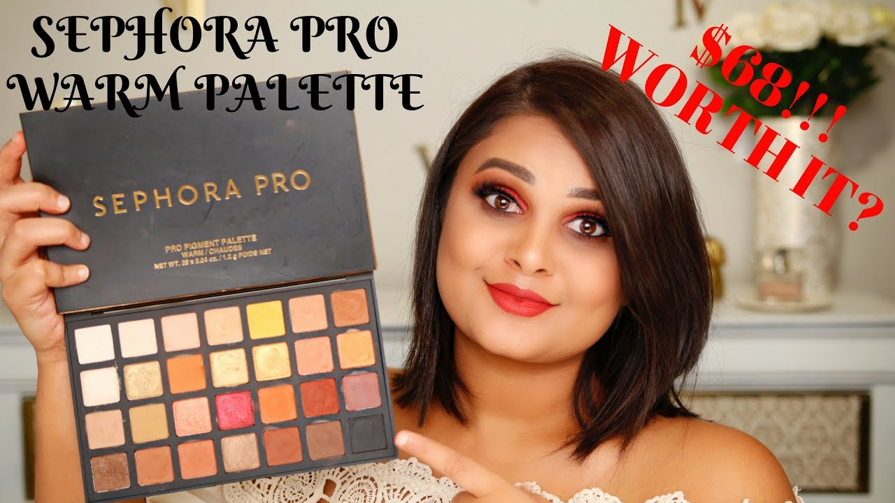 Pro Face Palette by Sephora Collection #16