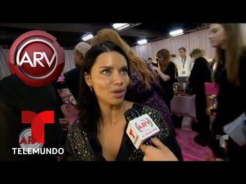Adriana Lima se despide de Victoria's Secret | Al Rojo Vivo | Telemundo