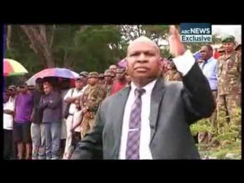 20120130 ABC Radio Australia News-Stories-PNG mutineers granted amnesty.wmv