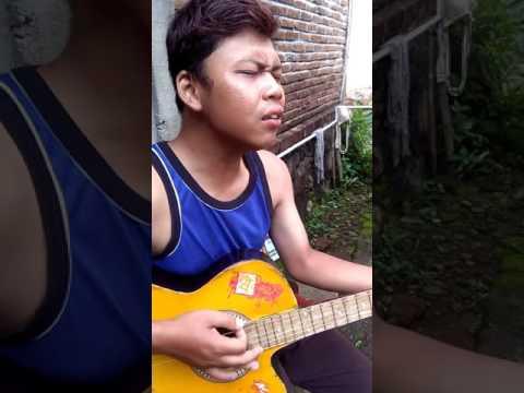 Dangdut koplo versi gitar cidro isya Feat arjuna