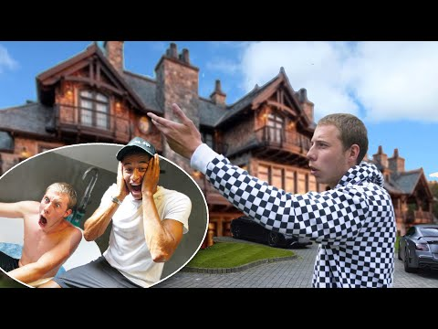 I Went To Jesse Lingard's House And THIS Happened.....