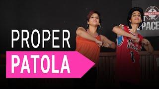 Proper Patola | Dance Fitness Choreography by Vijaya Tupurani