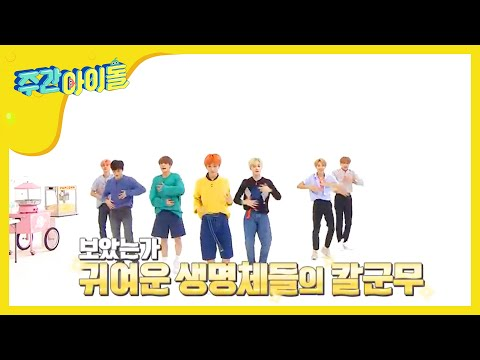 [Weekly Idol EP.371] All members play together NCT DREAM's 'We young'
