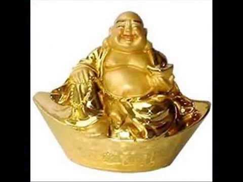 Laughing Buddha As Lucky Mascot At Home My Decorative