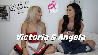 Welcome to Part 1 of our Q&A! Click the link for Part 2 on Angela's...
