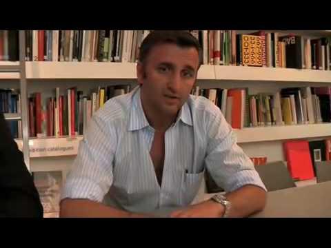 Interview with Maurizio Ribotti e Aldo Cibic
