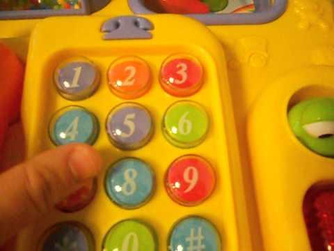 Развивающий столик Playgo