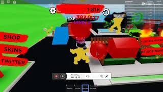 roblox unstoppable game 20190525