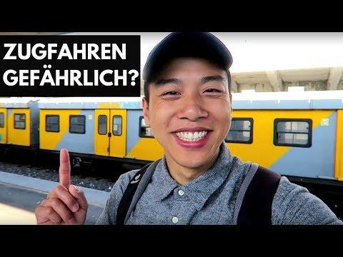 IST ZUG FAHREN IN KAPSTADT GEFÄHRLICH? ☝️🚆 | Kapstadt Vlog #21