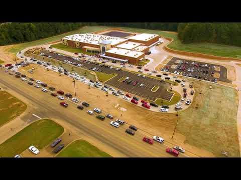 Marshall Junior High School - Texas - Traffic Flow