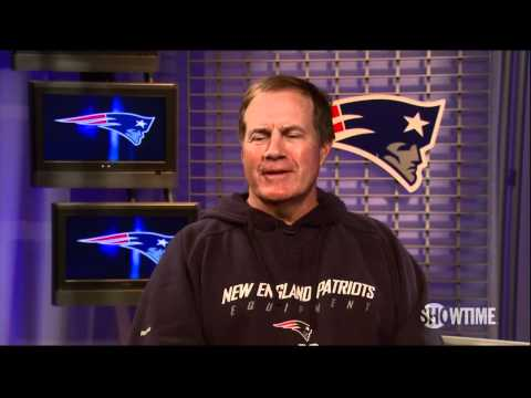 Bill Belichick Interview - Inside the NFL - Cris Collinsworth, Charles Barkley - SHOWTIME
