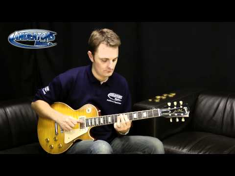 """Gibson Collectors Choice #2 1959 Les Paul Standard """"Goldie"""""""