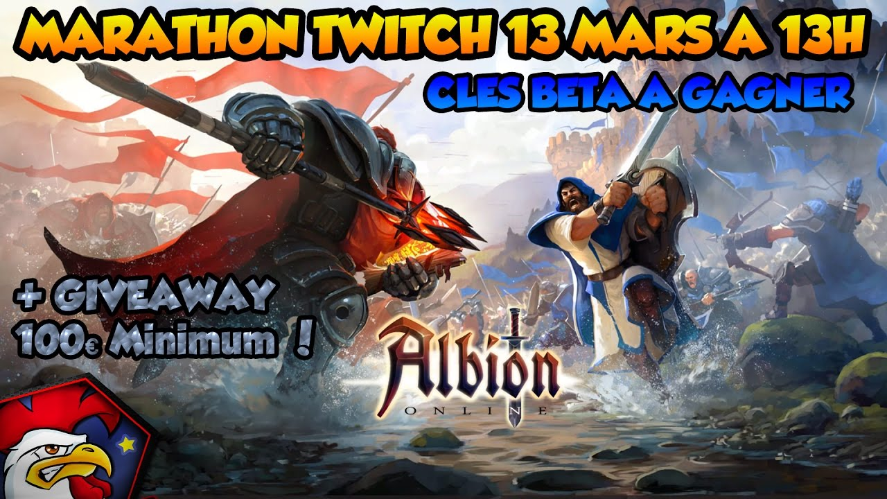 Albion online giveaway