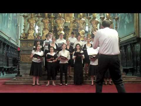 William Mathias: Make a joyful noise (Jubilate Deo...