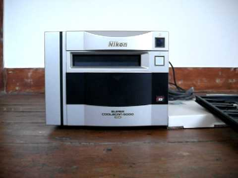 NIKON COOLSCAN 8000 ED DRIVERS DOWNLOAD