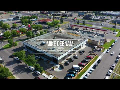 Calgary Commercial Real Estate Video Tour Production - 560 69 Ave SW