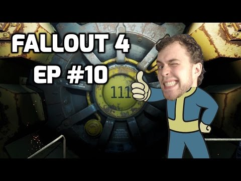 Journey to the Center of the Mind | Fallout 4 #10