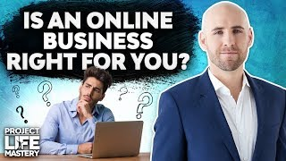 7 Questions To Ask Yourself BEFORE You Start An Online Business
