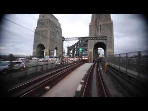 Sydney Harbour Bridge Backon