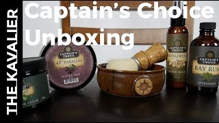 Video 2 Months with Captains Choice Shave Soaps | Unboxing and Review download MP3, 3GP, MP4, WEBM, AVI, FLV Juni 2018