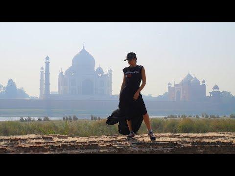 #6 Индия. Тадж-Махал.