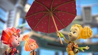 Фиксики - Трейлер к серии Зонтик