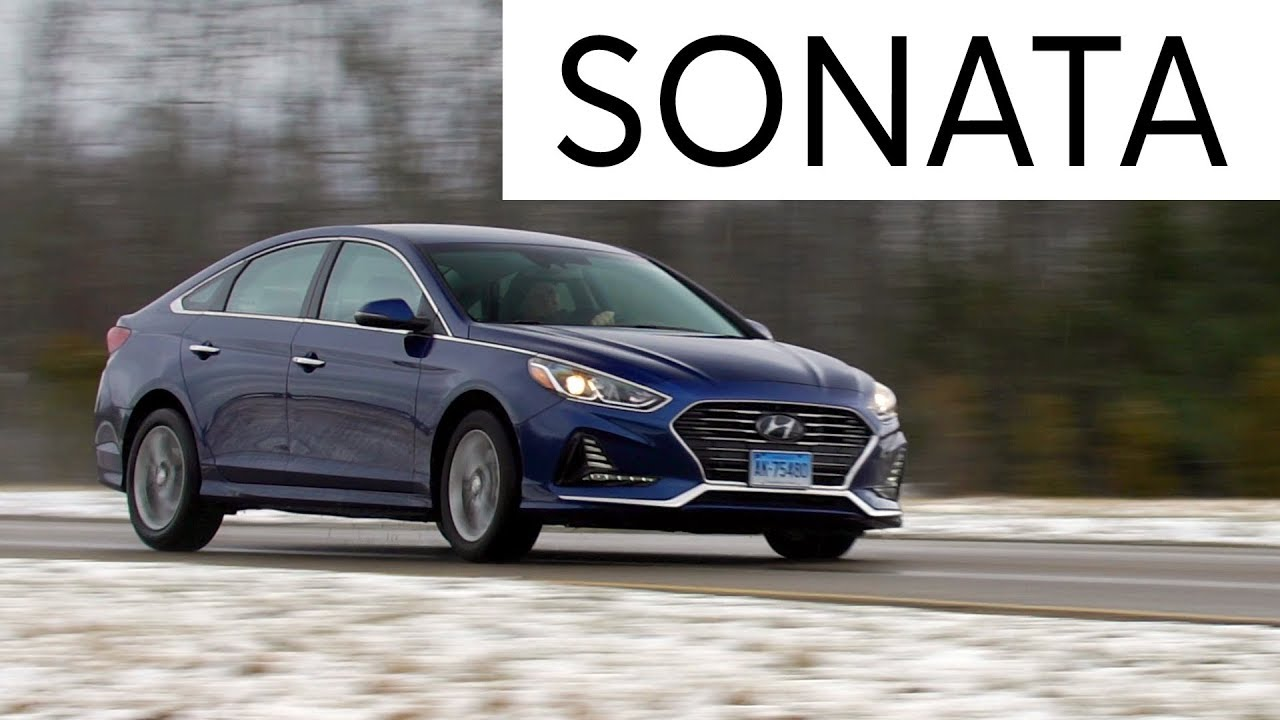 2018 Hyundai Sonata Quick Drive Consumer Reports Youtube