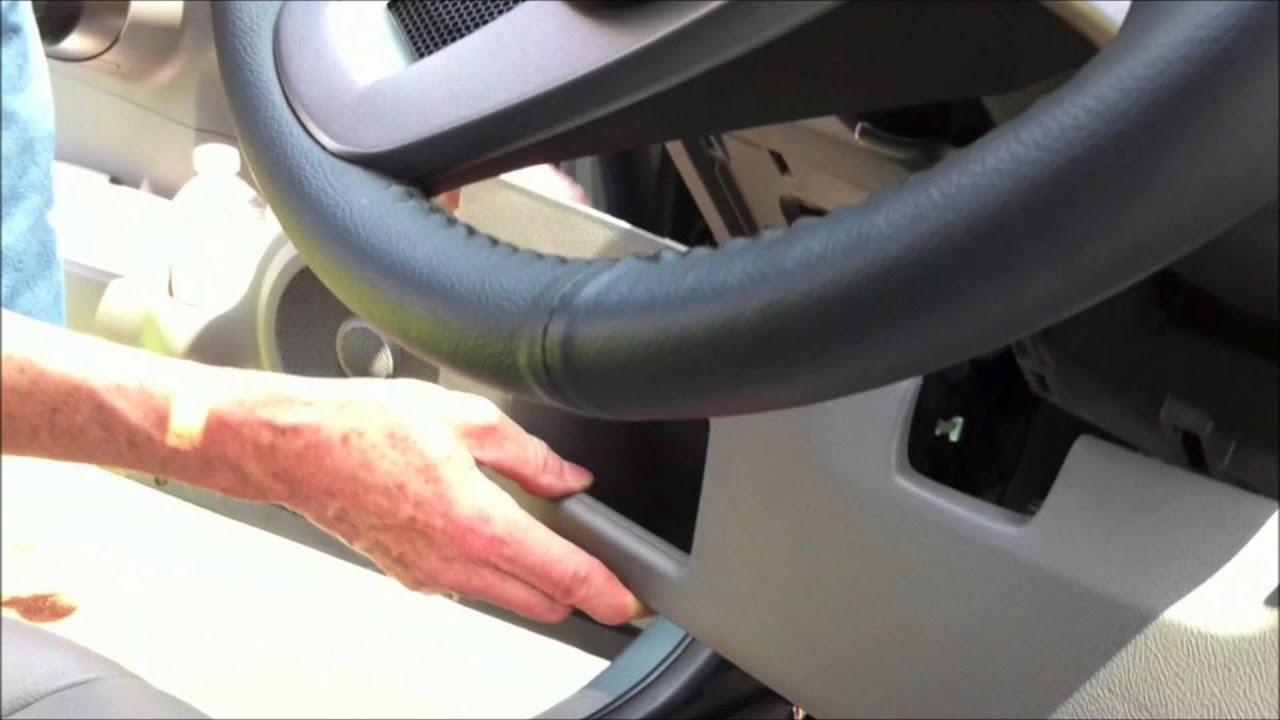 fusemaster installation on the honda crv [ 1280 x 720 Pixel ]