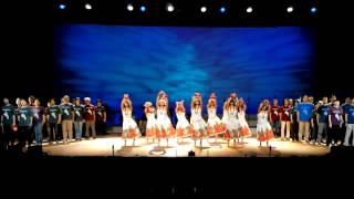 2016年5月3日 憲法ミュージカルのオープニングでの「島唄」。 サンデ...
