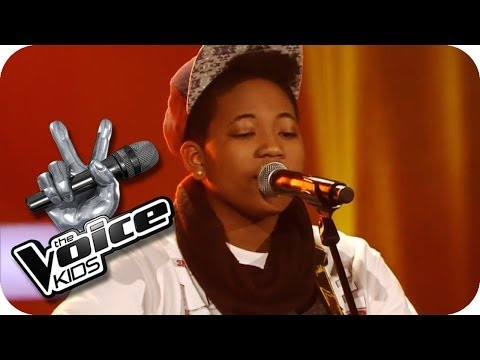 Mary Lambert - She Keeps Me Warm (Jamica) | The Voice Kids 2014 | Blind Audition | SAT.1
