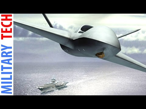 MOST ADVANCED US Military unmanned aerial vehicles