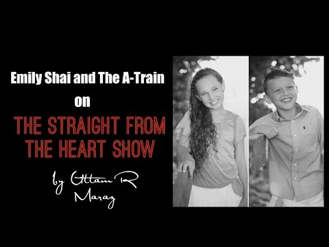 Emily Shai and The A-Train on The Straight From The Heart Show