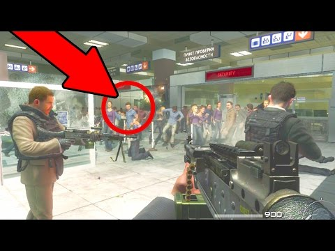 1 GUARANTEED EASTER EGG YOU ALL MISSED in MODERN WARFARE 2! (7 Years To Find Out!)