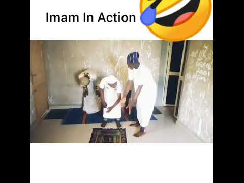 Comedy Skit Video:- SMGcomedy - Imam In Action Part1