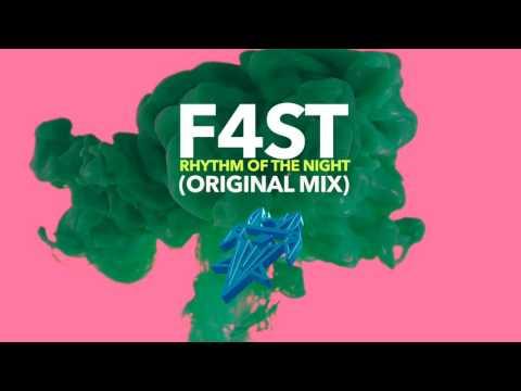 F4ST - Rhythm Of The Night