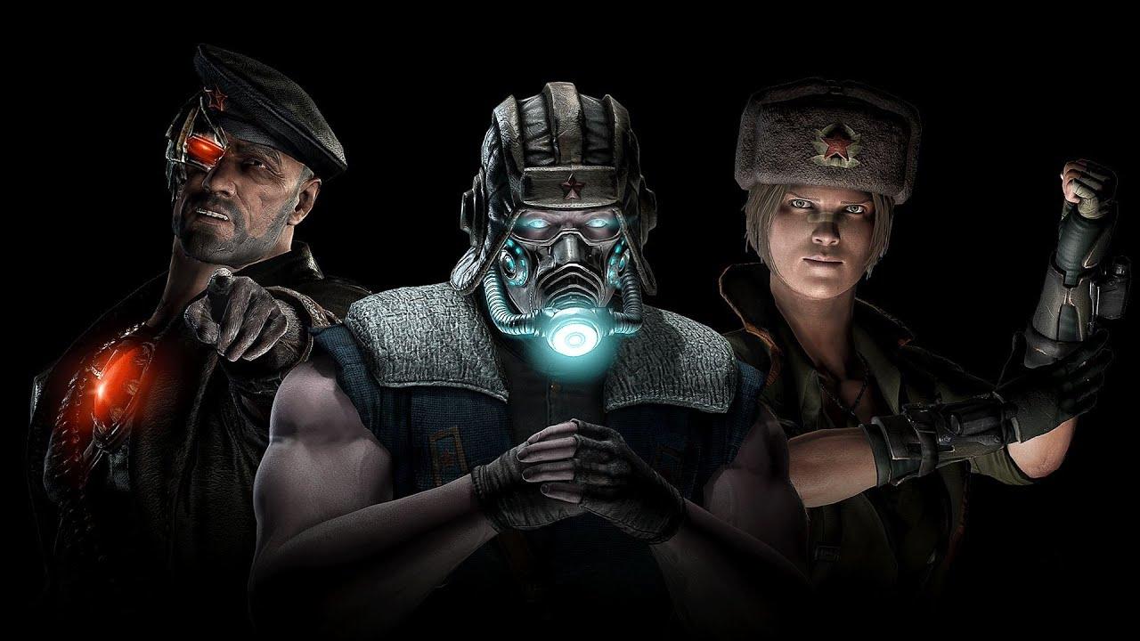 Mortal Kombat X New Dlc Characters Costumes Skins 3 Youtube