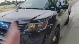 Search for Car Thief  - ARRESTED (Federal Height, CO)