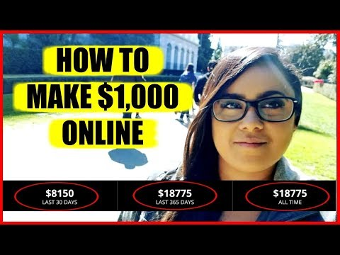 (2018) How To Make Money Online Fast 25 dollar 1up review Get Paid Daily!