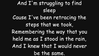 Safe and Sound- Tonight Alive(lyrics)