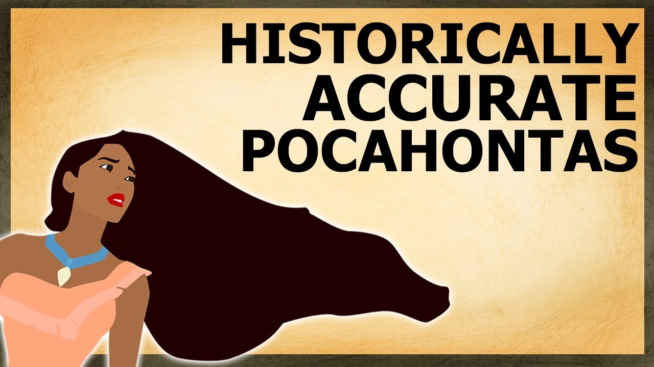 disney pocahontas historical accuracy